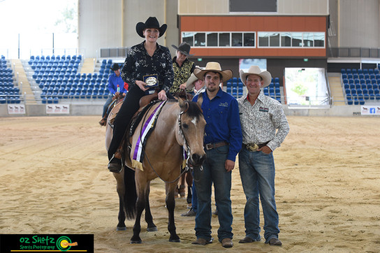 Class16b. Ed Smith Reining & Performance Horses Limited