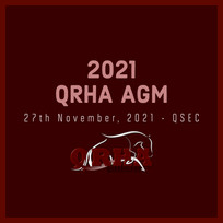 2021 QRHA AGM