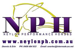 Neylon Performance Horses