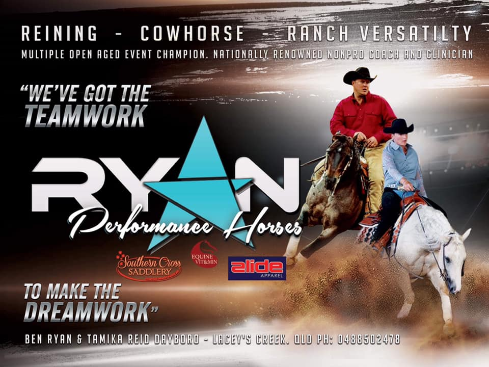Ryan Performance Horses