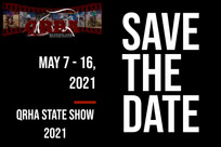 SAVE THE DATE! 2021 State Show