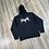 Thumbnail: Premium Hoodie Schnitt-echt X Blackmetal