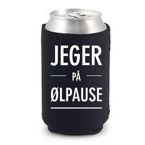 """Happy Star Bokskjøler """"Jeger på ølpause"""""""