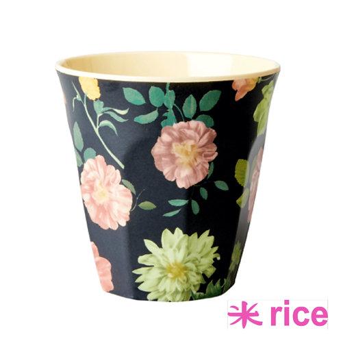 RICDE melamine dark rose kopp