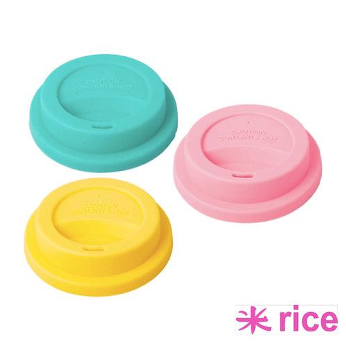 RICE silikon lokk til melamin kopper