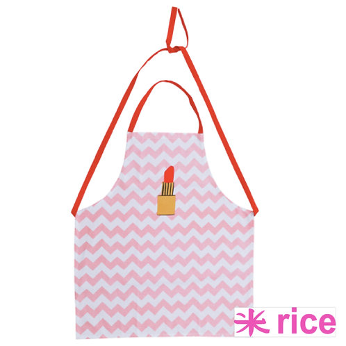 RICE bomulls forkle lip print