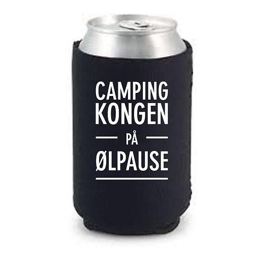 Happy Star bokskjøler «Campingkongen»
