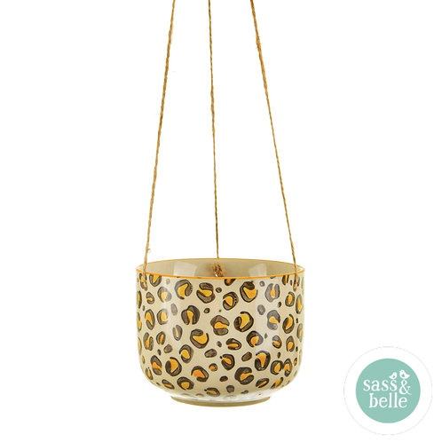 Sass & Belle Leopard Love - hengepotte