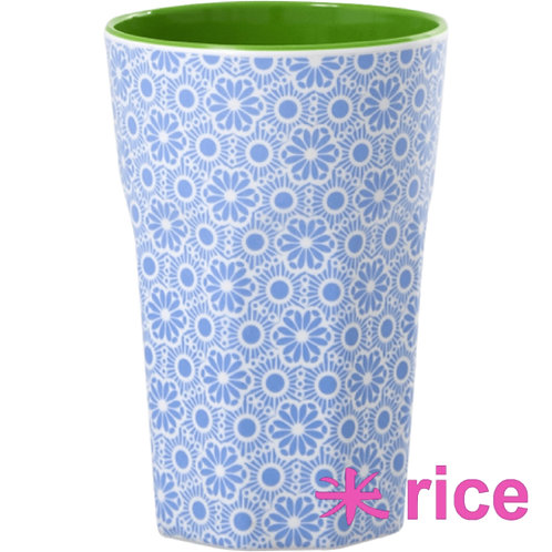 RICE melamin høy kopp  Marrakesh Print