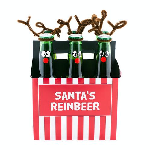 Santas Reinbeer Adventskalender