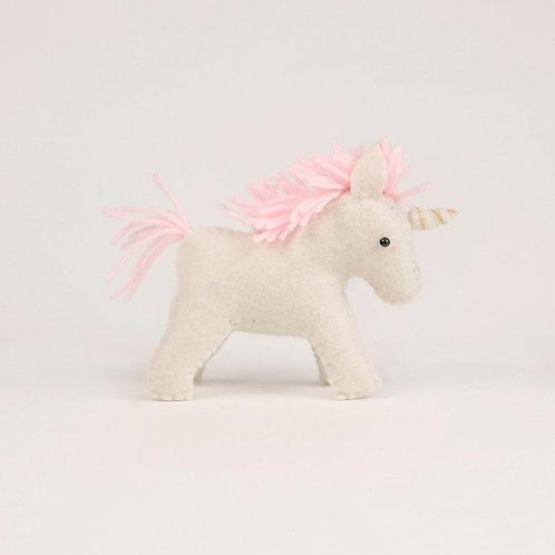 Sass & Belle unicorn filt-figur