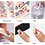 Thumbnail: UNICORN nail design stickers