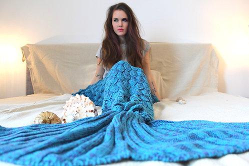 MERMAID shell blanket