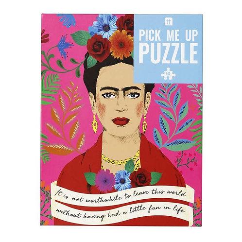 TT Frida Kahlo puslespill 500