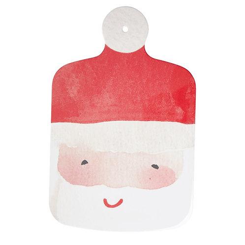 RICE melamin julenisse skjærefjøl