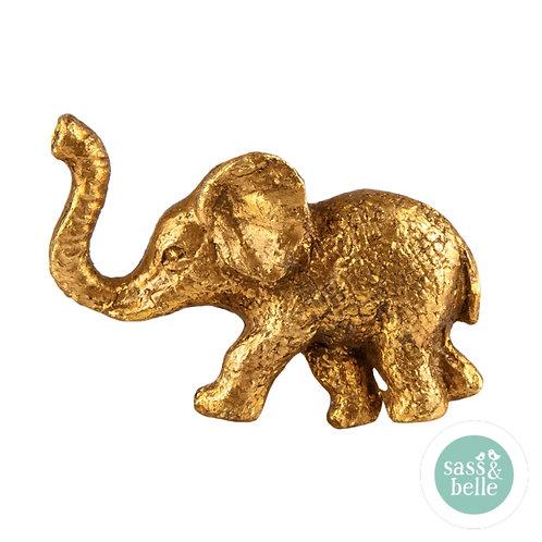 Sass & Belle elefant-knott