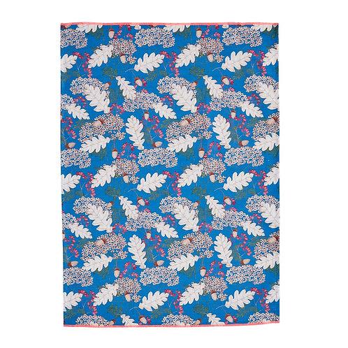 RICE kjøkkenhåndkle Autumn and Acorns Print