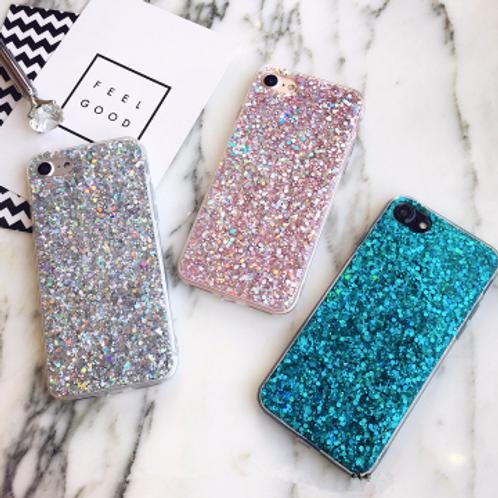 FRIENDS glitter mobildeksel