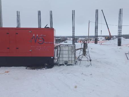 Увеличение мощностей на объекте в Липецкой области