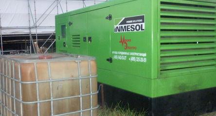Дизельные электростанции Inmesol