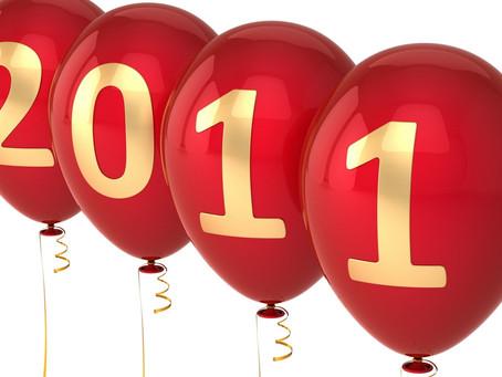 Наступает Новый 2011 год!