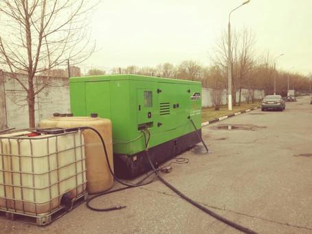 Краткосрочная аренда дизельных генераторов в Климовске