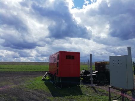 Летняя аренда дизельных генераторов