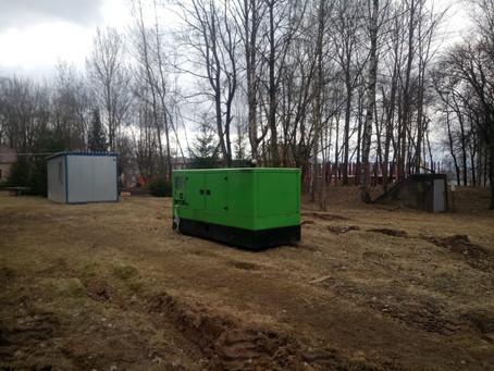 Аренда дизельных генераторов в Смоленске