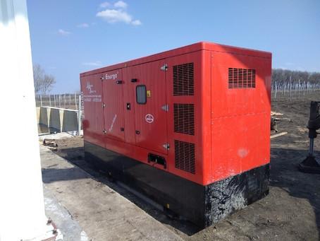 Аренда дизельных генераторов в Белгородской области