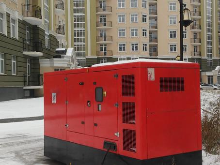 Зимняя аренда дизельных генераторов