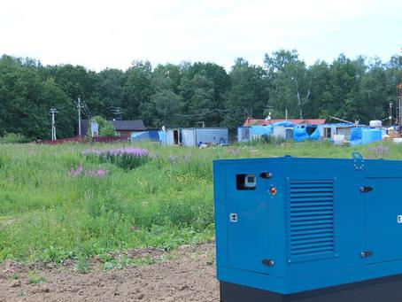 Аренда дизельного генератора в Мытищинском районе