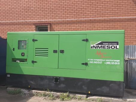 Аренда дизельных генераторов в Пскове