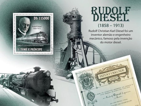 День рождения дизельного двигателя