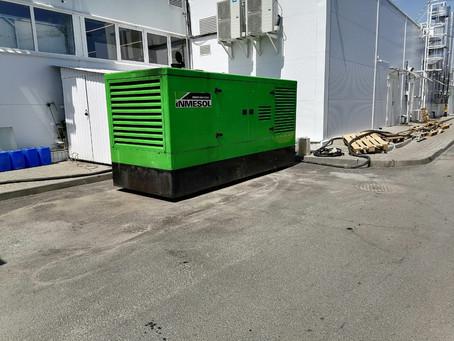 Аренда дизельной электростанции в Белгороде