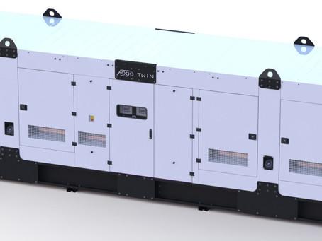 Дизельная генераторная установка TWIN