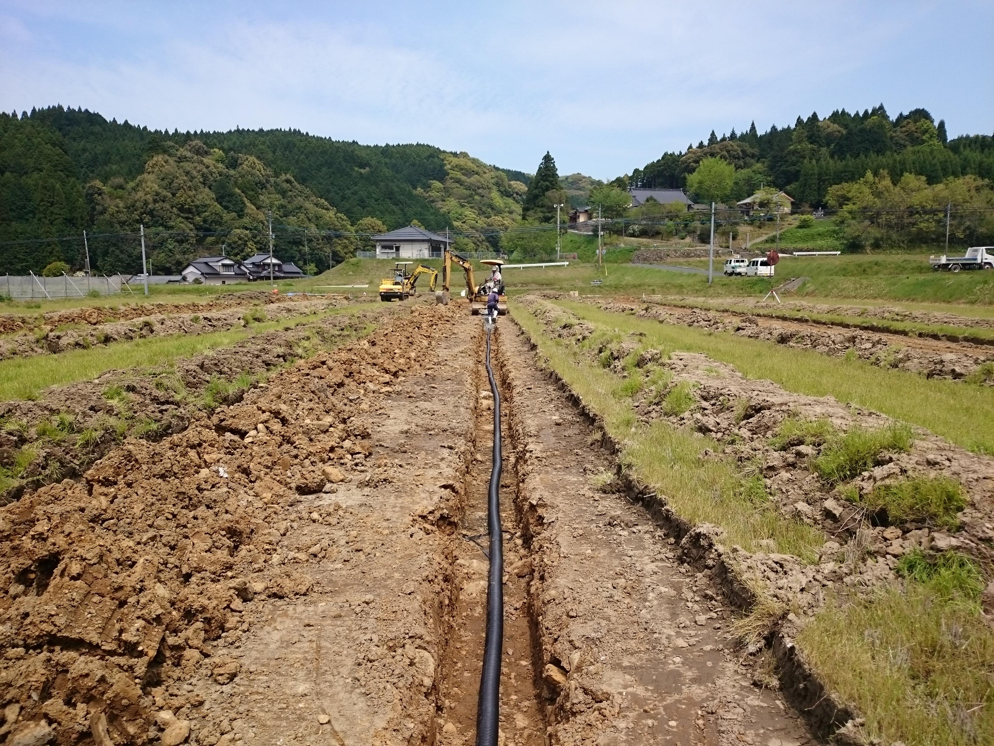 暗渠排水2