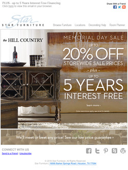 Hill Country Email