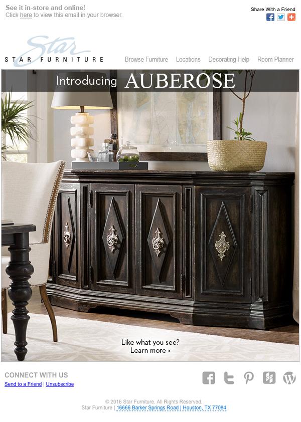Auberose Email