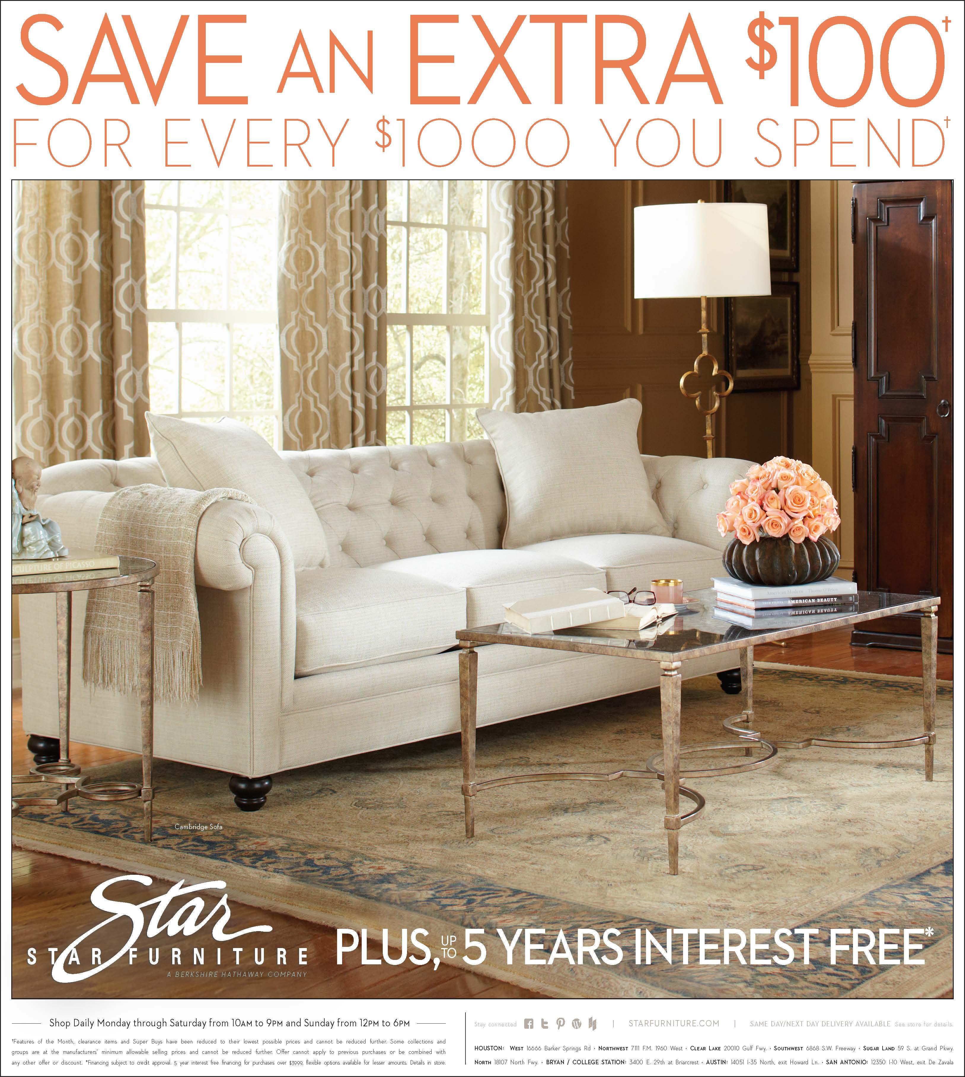 Extar $100 Newspaper Ad