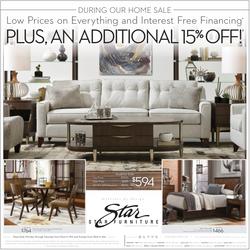 Home Sale Newspaper Ad