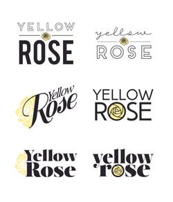 Yellow Rose Logo