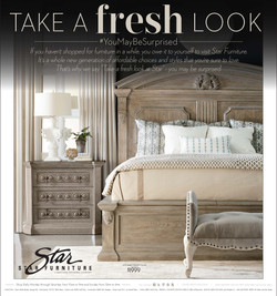 Fresh Look Newspaper Ad