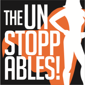 Unstoppables Running Team Logo