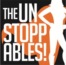 Unstoppables Running Team Logo