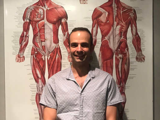 Meet Jesus, One of Buffalo Holistic Center's Licensed Massage Therapists!