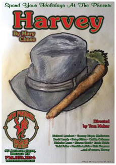 HARVEY by Mary Chase
