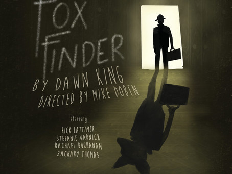 FOX FINDER: Note from the Director Mike Doben