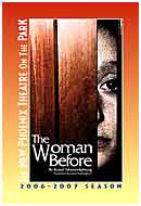 The Woman Before By Roland Schimmelpfennig Translated by David Tushingham