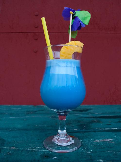 Blue Hawaiian Candle