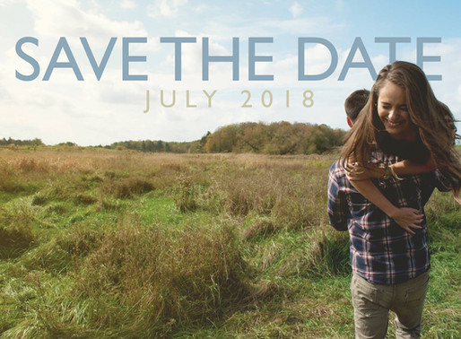 Unique Save the Dates for Your Wedding...Worth It?